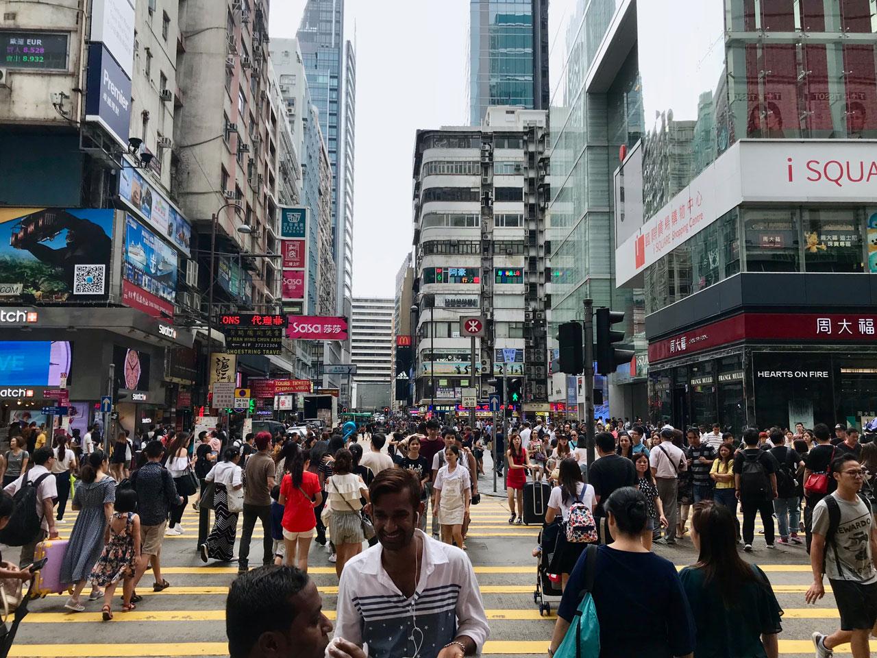 国庆去了一次香港  第3张